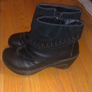 J-41 Boots 9.5 Ankle